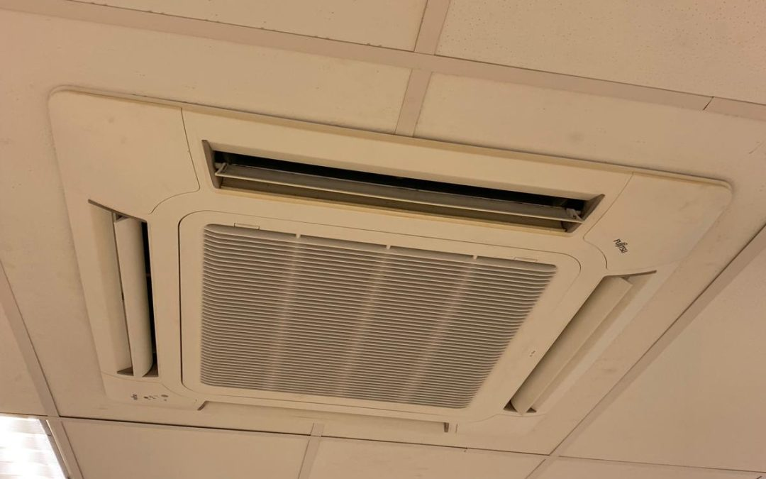 Ceiling Chemical Wash In Jurong